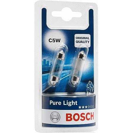 Bosch 1987301004 Autolampe C5w Pure Light Sofittenlampe Auto
