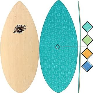 """Skimboards - Performance Foam Textured Deck Skim Board - 41"""" Skipper Skimboard"""