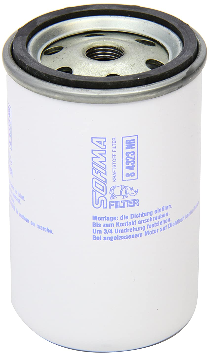 Sofima S4323NR Spin-On Fuel Filter