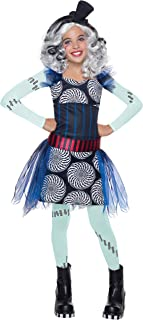 Rubie's Costume Monster High Freak Du Chic Frankie Stein Child Costume, Large