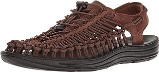 KEEN Men's Uneek Leather-m Sandal