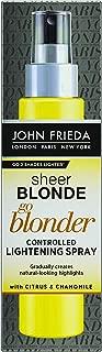JOHN FRIEDA Sheer Blonde Blonder Spray Eclaircissant Cible 100