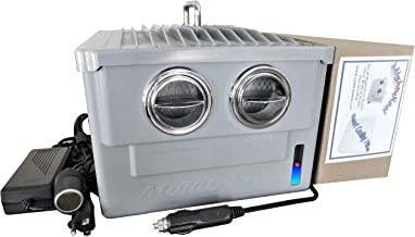 MightyKool A 12-Volt 120/12-volt Converter Bundle: Produces Cool air for People or Pets on 12-Volts or 110/120-volts H