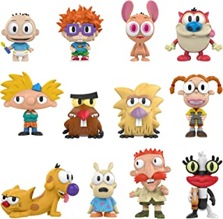 Funko Mystery Minis: 90's Nickelodeon 90's Nickelodeon (one Mystery Figure) Collectible Figure, Multicolor