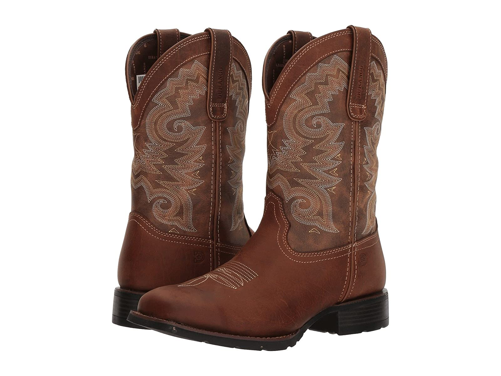 "Durango Mustang 12"" Western WPAffordable and distinctive shoes"