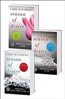Season of Desire - Magische Momente (German Edition)