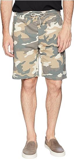 Marty Camo Shorts