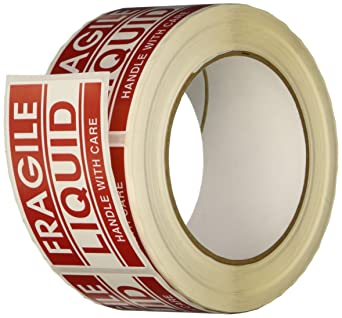 TapeCaseThis End Up Label 500 per Pack 1 Pack