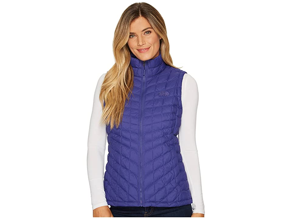 The North Face Thermoball Vest (Bright Navy Matte) Women