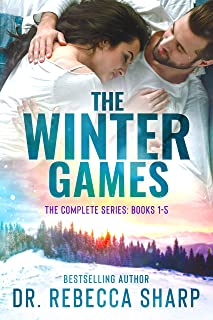 The Winter Games: A Complete Winter Sports Romance Series