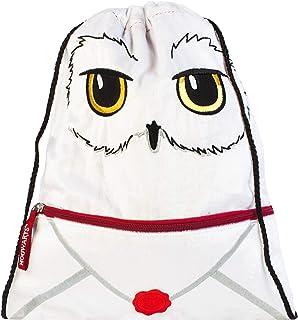 Vanilla Underground Borsa da allenatore di peluche Harry Potter Hedwig Owl Delivery