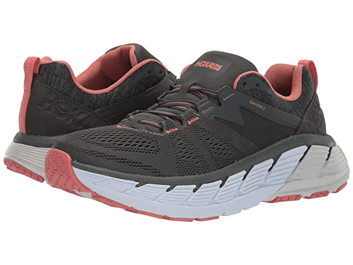 Hoka One One Gaviota 2 (Dark Shadow/Lantana) Women's Shoes