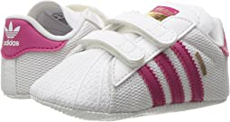 adidas Originals Kids - Superstar Crib (Infant/Toddler)
