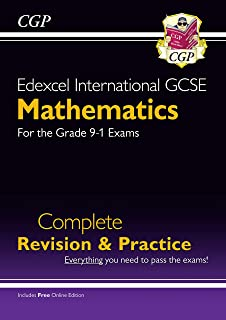 Edexcel International GCSE Maths Complete Revision & Practice - Grade 9-1 (with Online Edition)