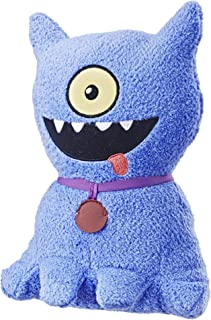 UglyDolls Feature Sounds Ugly Dog, Stuffed Plush Toy that Talks, 24cm tall