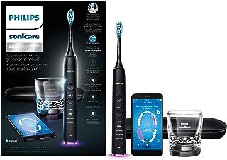 Philips Sonicare Elektrische tandenborstel DiamondClean Smart - Verbonden met app - 5 Poetsstanden - 3 Intensiteitsniveaus...
