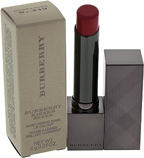 Burberry Kisses Sheer Lipstick for Women, 249 Hydrangea, 2g