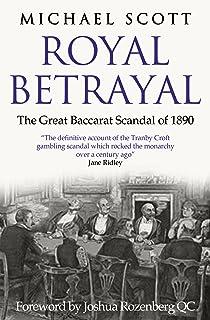 Royal Betrayal: The Great Baccarat Scandal of 1890 (English Edition)