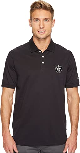 Oakland Raiders NFL Clubhouse Polo