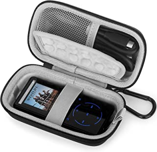 YINKE Case for Soulcker/Aiworth/EVIDA / Mibao4.2 / dyzeryk/Xidehuy/MYMAHDI/Hotechs Mp3 Player, Travel Case Protective Cove...