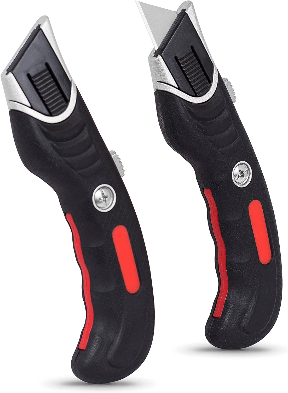 Internet's Best Ergonomic Excellence Utility Knife Retractable Set - 2 Be super welcome of