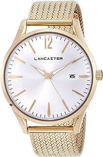 [ランカスターパリ]Lancaster Paris 腕時計 MLP001B/YG/BN MLP001B/YG/BN メンズ 【正規輸入品】