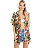 Tropic Coast Kimono