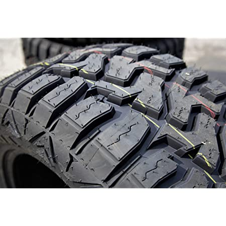 Venom Power Terra Hunter X//T All-Terrain Radial Tire-LT275//60R20 123//120R LRE 10-Ply