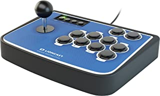 Lioncast Arcade Fighting Stick for PS4, PC and Nintendo Switch - Controller Joystick for Fighting Games