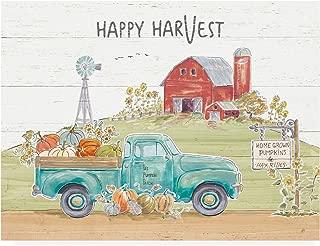 Trademark Fine Art Fall Market I Pumpkin Patch by Daphne Brissonnet, 14x19