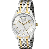 Tissot T-Classic Automatic III White Dial Mens Watch
