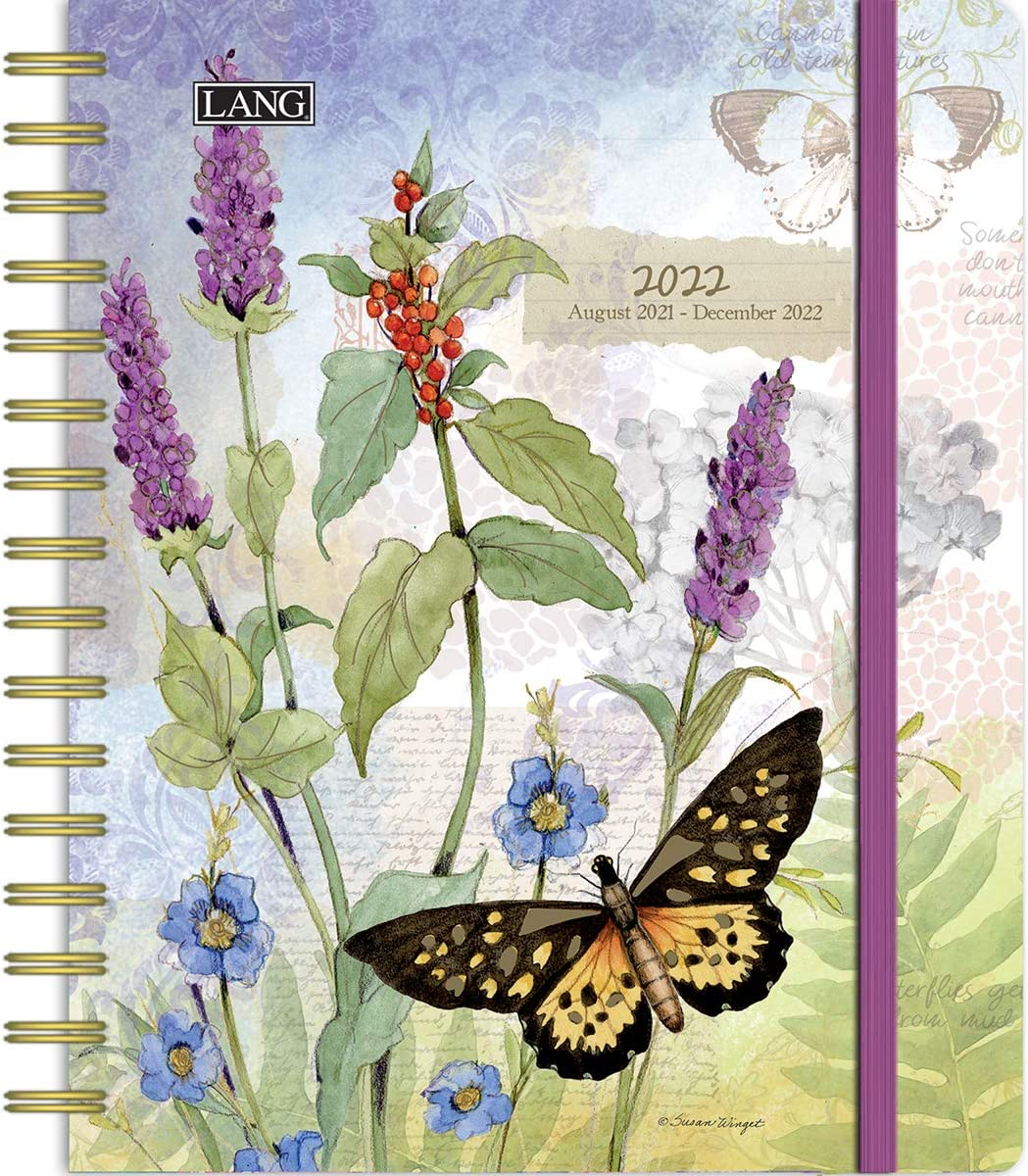Lang Field Guide 2022 22991038103 Deluxe 5 Mail order ☆ popular Planner
