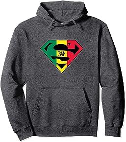Super Reggae Pullover Hoodie