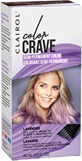 Clairol Color Crave Semi-permanent Hair Color, Lavender