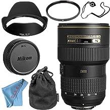 Nikon AF-S NIKKOR 16-35mm f/4G ED VR Lens Base Bundle