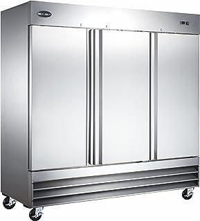 Kratos Refrigeration 69K-753 61W Undercounter Freezer 2 Door