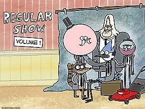 Regular Show Season 1