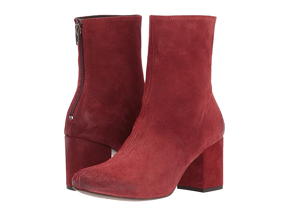 Free People Cecile Ankle Boot (Terracotta) Women