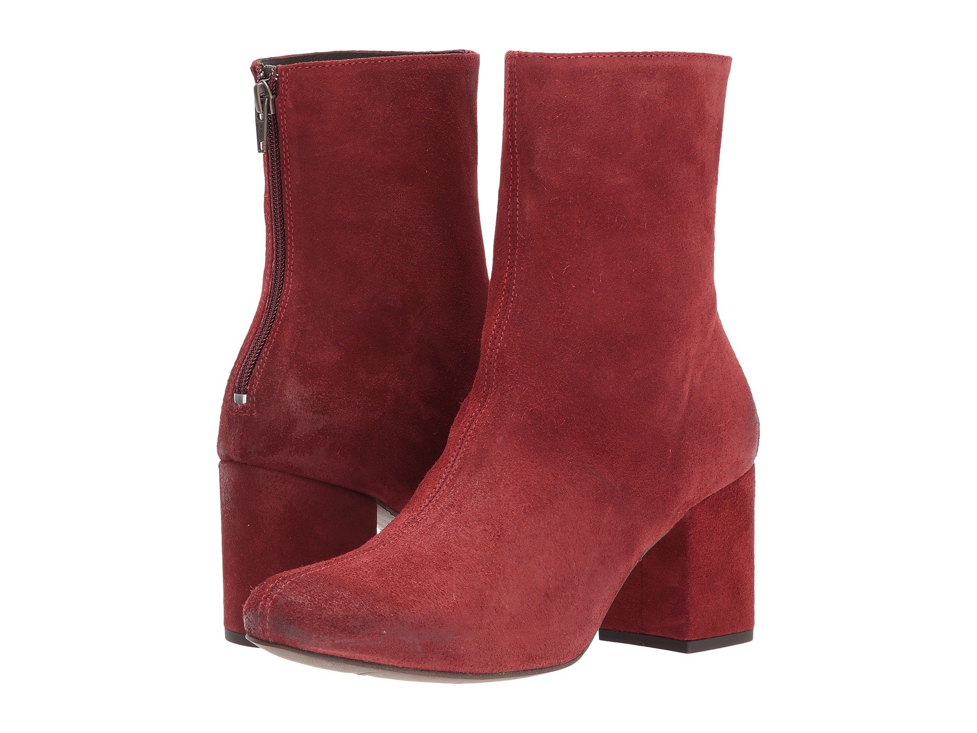 Cecile Ankle Boot, Terracotta