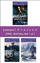 Harlequin Intrigue April 2019 - Box Set 1 of 2: Marine Force ReconWyoming Cowboy MarineIce Cold Killer