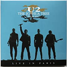 U2 Live In Paris France Second Night 26 July 2017 The Joshua Tree Tour 2CD set in Digipack
