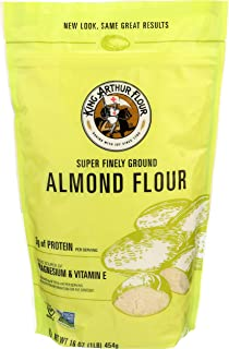 King Arthur, Flour Almond, 16 Ounce