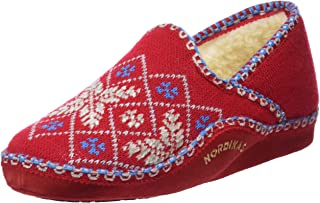 Nordikas Classic, Zapatillas de Estar por casa Mujer