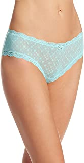Eberjey Women's Delirious French Brief, Pool Blue, Medium/Large