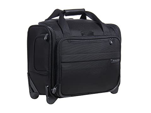Briggs & Riley Baseline Rolling Cabin Bag Black Excellent Discount Eastbay Get Authentic Cheap Online Shop Your Own kBHQTG97