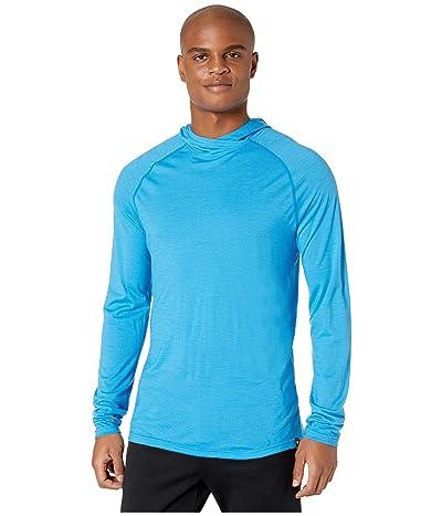 Smartwool Merino Sport 150 Hoodie (Ocean Blue) Men