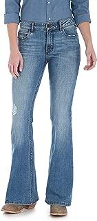 Women's Western Retro Bailey Mae Mid-Rise Flare Leg