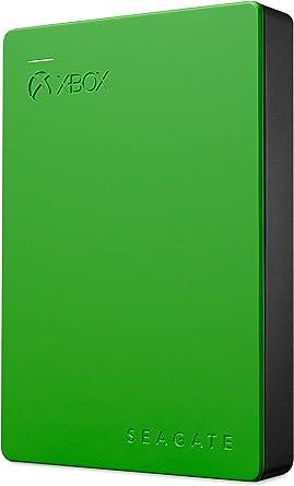HD Seagate Externo Portátil Game Drive para XBOX USB 3.0 4TB- STEA4000402