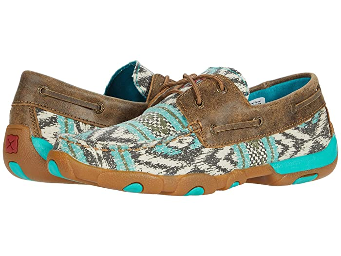 Twisted X  WDM0133 (Multi/Bomber) Womens Shoes