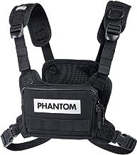 Phantom Chestbag Tactic Sportborstzak, optimale pasvorm, voor mannen en vrouwen